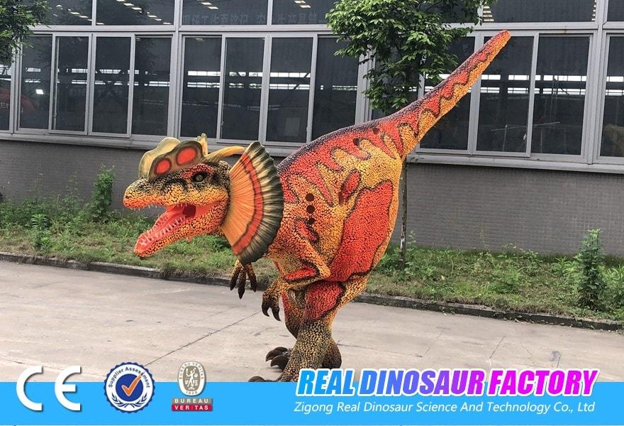 Dinosaur Costume For Dinosaur Party