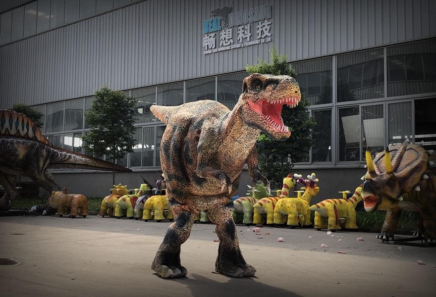 dinosaur suit for sale